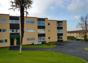 Thumbnail 2 bed flat to rent in Belle Vue Road, Paignton