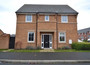 Thumbnail 3 bed detached house for sale in Sutton Avenue, Heritage Park, Silverdale
