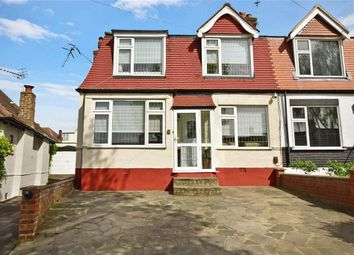 Thumbnail 4 bedroom end terrace house for sale in Cherrydown Close, London