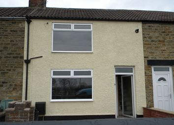 Thumbnail 2 bed terraced house to rent in Jubilee Street, Toronto, Toronto, County Durham