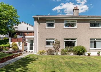 Thumbnail 4 bedroom semi-detached house for sale in Manitoba Crescent, Westwood, East Kilbride