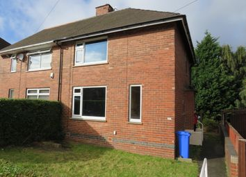 Thumbnail 2 bed semi-detached house for sale in Wheata Road, Sheffield, South Yorkshire