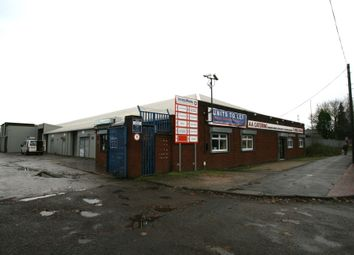 Thumbnail Commercial property to let in Owen Road, Willenhall