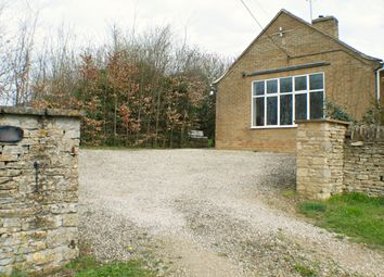 Thumbnail 3 bed bungalow for sale in Chapel Road, Chadlington, Chipping Norton