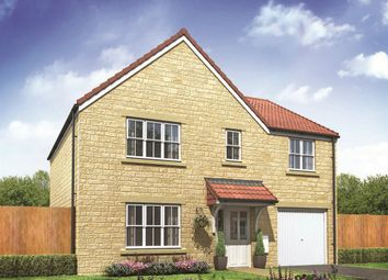 "Thumbnail 4 bed detached house for sale in ""The Oakhurst"" at Church Hill Terrace, Church Hill, Sherburn In Elmet, Leeds"