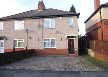 Thumbnail 3 bedroom semi-detached house for sale in Codsall Road, Cradley Heath