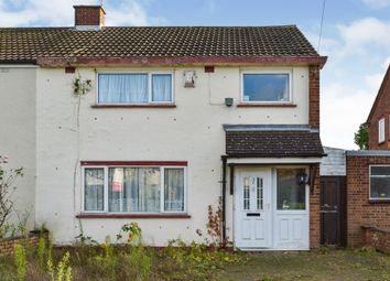 Thumbnail 3 bedroom semi-detached house for sale in Kenilworth Drive, Bletchley, Milton Keynes