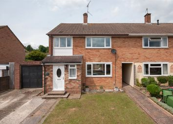 Thumbnail 3 bed end terrace house for sale in Oak Ridge, Dorking, Surrey
