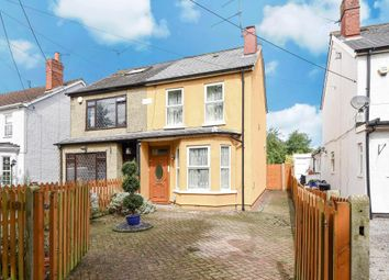 Thumbnail 3 bed semi-detached house for sale in Old Whitley Wood Lane, Reading