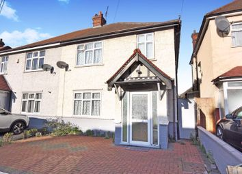 Thumbnail 3 bed semi-detached house for sale in Fleetwood Road, London