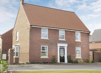 """Thumbnail 4 bed detached house for sale in """"Cornell"""" at Hanzard Drive, Wynyard Business Park, Wynyard, Billingham"""