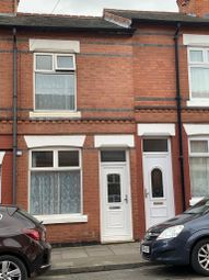 Thumbnail Terraced house for sale in Cork Street, Leicester