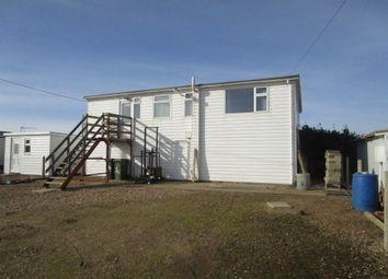 Thumbnail 3 bedroom detached house for sale in North Beach, Heacham, King's Lynn