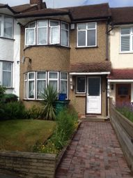 Thumbnail 3 bedroom terraced house to rent in Derwent Avenue, Barnet