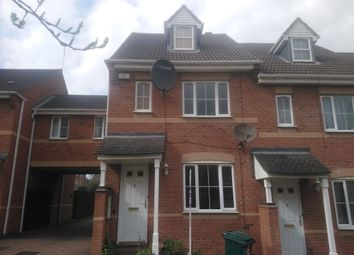 Thumbnail 3 bed property to rent in Peckstone Close, Parkside, Coventry