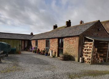 Thumbnail 3 bed barn conversion for sale in Springs Wood Byre, Wigton, Cumbria