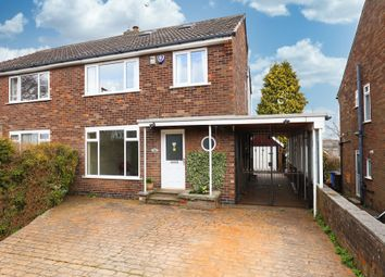 Thumbnail 4 bed semi-detached house to rent in Prospect Road, Bradway