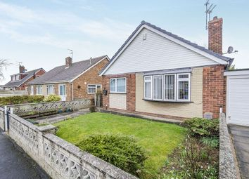 Thumbnail 3 bed bungalow for sale in Foxdale Avenue, Thorpe Willoughby, Selby