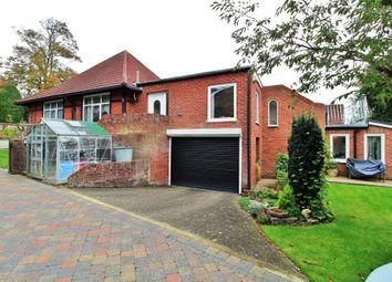 Thumbnail 2 bedroom detached bungalow for sale in Havant Road, Cosham, Portsmouth