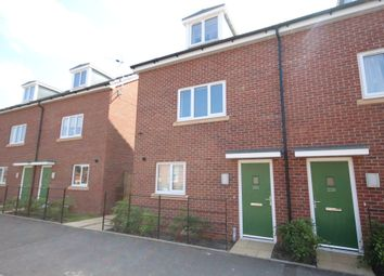 Thumbnail 3 bed town house for sale in Hillmorton Road, Coventry
