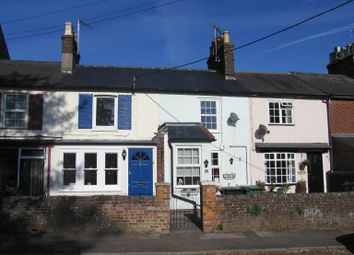 Thumbnail 2 bed terraced house to rent in Park Road, Tring