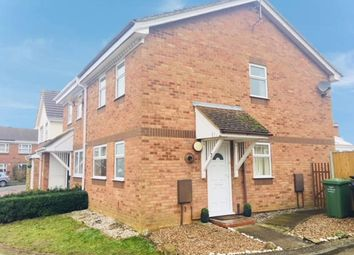 Thumbnail 3 bed semi-detached house to rent in Burch Close, King's Lynn