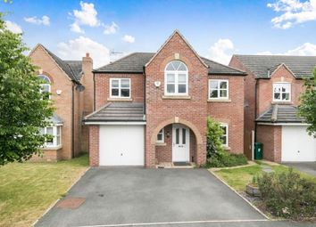 Thumbnail 4 bed detached house for sale in Winston Way, Penley, Wrexham, Wrecsam