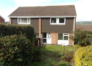 Thumbnail 3 bed semi-detached house for sale in Danby Close, Cinderford, Gloucestershire