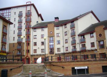 Thumbnail 2 bed flat to rent in Churchill Tower, South Harbour Street, Ayr, Ayrshire