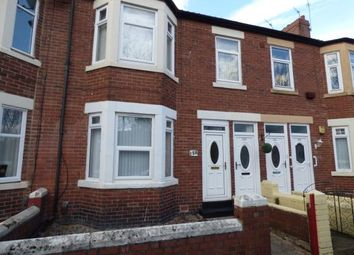 Thumbnail 2 bed flat for sale in Holly Avenue, Wallsend, Tyne And Wear