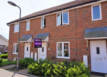 Thumbnail 3 bed terraced house for sale in Mallow Road, Sheerness