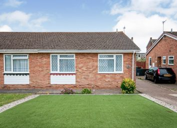 Thumbnail Semi-detached bungalow for sale in Tolkien Road, Eastbourne