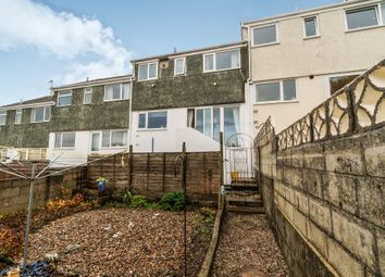 Thumbnail 3 bed terraced house for sale in Austin Crescent, Plymouth