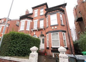Thumbnail 2 bed flat for sale in Flat 1, Central Road, West Didsbury, Manchester