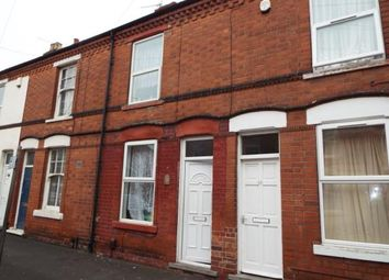 Thumbnail 2 bedroom terraced house for sale in Croydon Road, Radford, Nottingham, Nottinghamshire