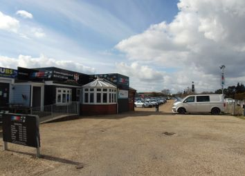 Thumbnail Industrial for sale in Felixstowe Road, Ipswich