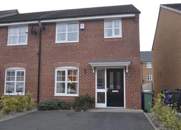 Thumbnail 3 bed mews house for sale in Admiral Way, Hyde