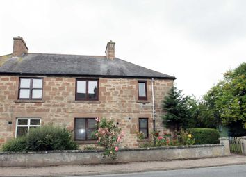 Thumbnail 2 bed flat for sale in Chattan Gardens, Nairn