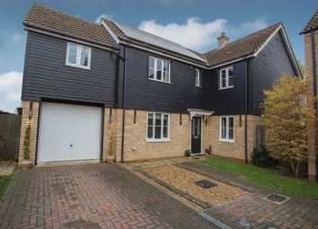 4 bed detached house for sale in George Alcock Way, Farcet, Peterborough, Cambridgeshire. PE7