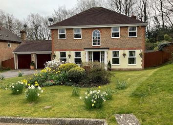 Thumbnail 5 bed detached house for sale in Osborne Road, Crowborough