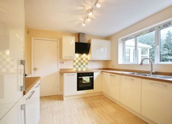 Thumbnail 4 bedroom detached house for sale in Rothley Drive, Rugby