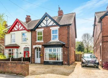Thumbnail 5 bed semi-detached house for sale in Newport Road, Stafford, Staffordshire