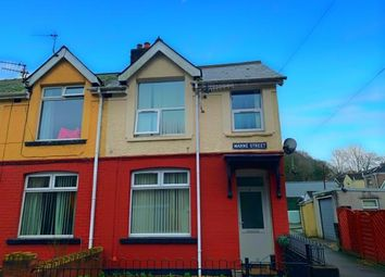 Thumbnail 3 bed property to rent in Marne Street, Cwmcarn, Newport