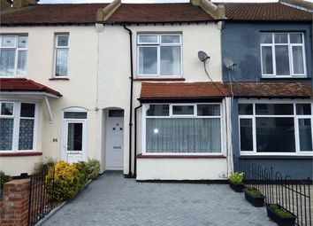 Thumbnail 2 bed terraced house for sale in Wellington Road, Westcliff On Sea, Westcliff On Sea