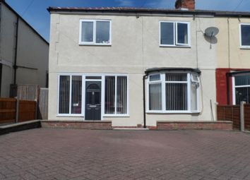 Thumbnail 3 bedroom end terrace house for sale in Cavendish Road, Bispham, Blackpool
