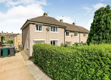 Thumbnail 3 bed semi-detached house for sale in Greenfield Crescent, Cullingworth, Bradford