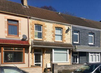 Thumbnail 3 bed terraced house for sale in Danygraig Road, Port Tennant, Swansea.
