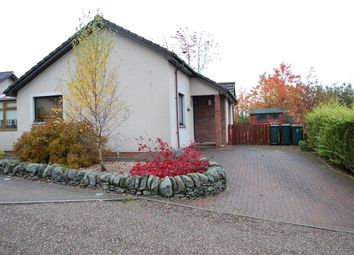 Thumbnail 2 bed bungalow for sale in 10 Strathmore View, Alyth