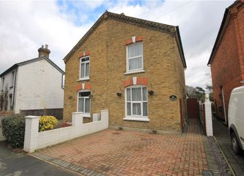 Thumbnail 2 bed semi-detached house for sale in Stroude Road, Virginia Water, Surrey