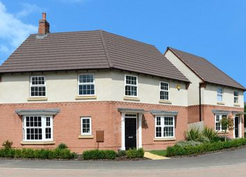 "Thumbnail 4 bed detached house for sale in ""Ashtree"" at Mount Street, Barrowby Road, Grantham"